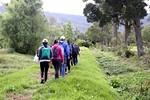 Primera caminata